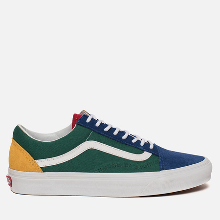 Кеды Vans Old Skool Yacht Green