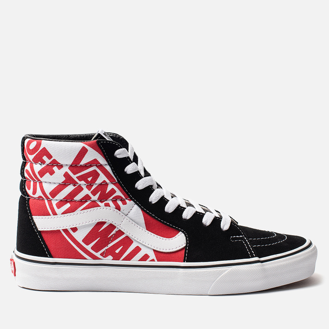 Мужские кеды Vans OTW Quarter SK8-Hi Heel Scab/Black/True White