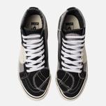 Мужские кеды Vans SK8-Hi Bricolage LX Black/Grey фото- 4