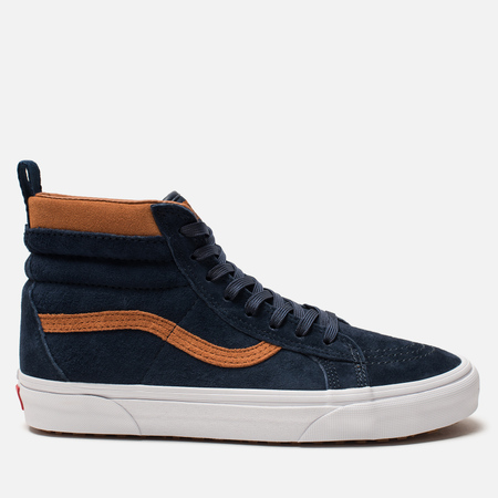 Мужские кеды Vans SK8-Hi MTE Suede/Dress Blues