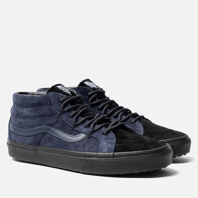 Мужские кеды Vans SK8-Mid Reissue Ghillie MTE Parisian Night/Black