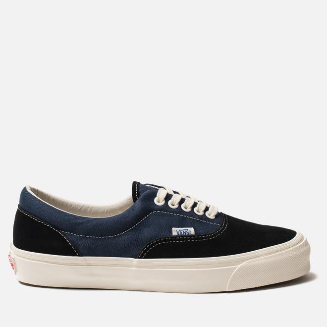 Мужские кеды Vans Vault OG Era Lux Black/Dress Blue