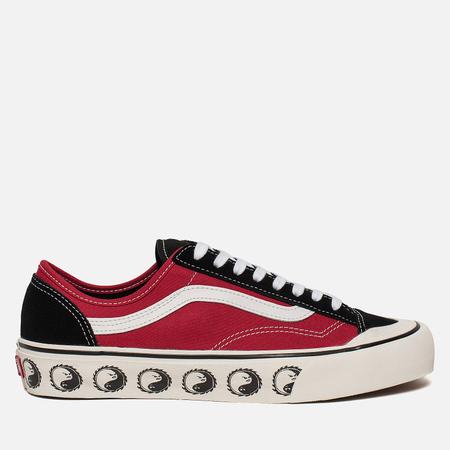 Мужские кеды Vans x Dane Reynolds Style 36 Decon SF Black/Red