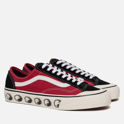Мужские кеды Vans x Dane Reynolds Style 36 Decon SF Black/Red