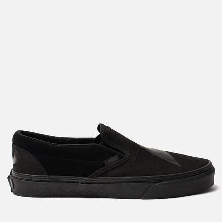 Мужские кеды Vans x David Bowie Classic Slip-On Blackstar/Black