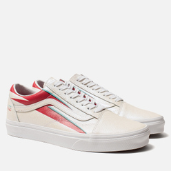 Мужские кеды Vans x David Bowie Old Skool Aladdin Sane/True White