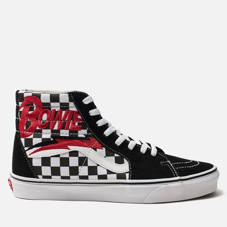 Мужские кеды Vans x David Bowie SK8-Hi Bowie/Checkerboard