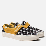 Мужские кеды Vans x David Bowie Slip-On 47 V Hunky Dory/Black/White фото- 2