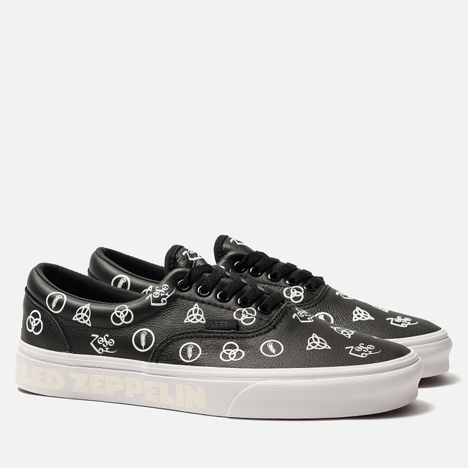 Мужские кеды Vans x Led Zeppelin Era Black/True White