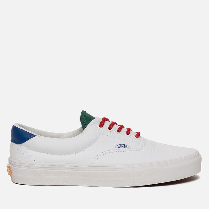 f7fce838d4 Мужские кеды Vans Yacht Club Era 59 True White Multicolour VA38FSQKI