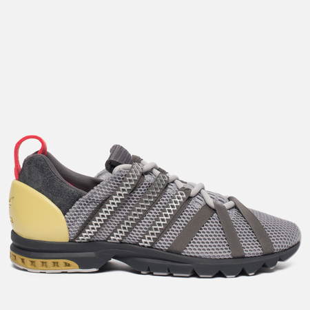 Мужские кроссовки adidas Consortium Adistar Comp A//D Light Onix/Silver Metallic/Core Black