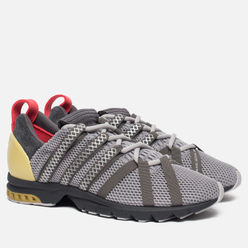 Мужские кроссовки adidas Consortium Adistar Comp A//D Light Onix/Silver Metallic/Core Black