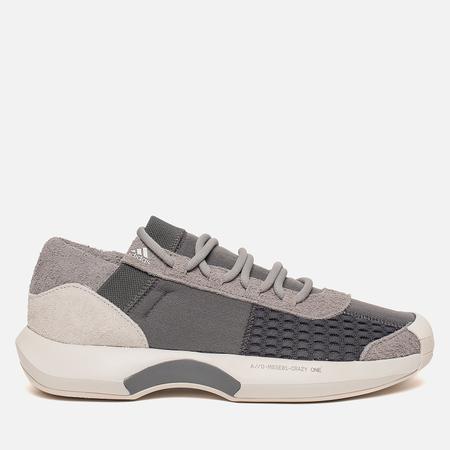 Мужские кроссовки adidas Consortium Crazy 1 ADV A//D Grey Heather/Grey Four/Power Red