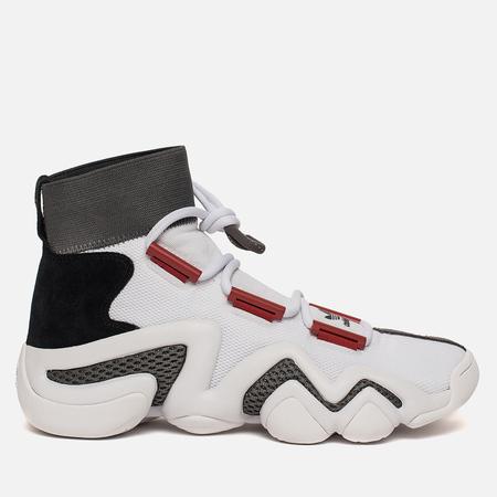Мужские кроссовки adidas Consortium Crazy 8 A//D White-Black/Core Red/Core Black