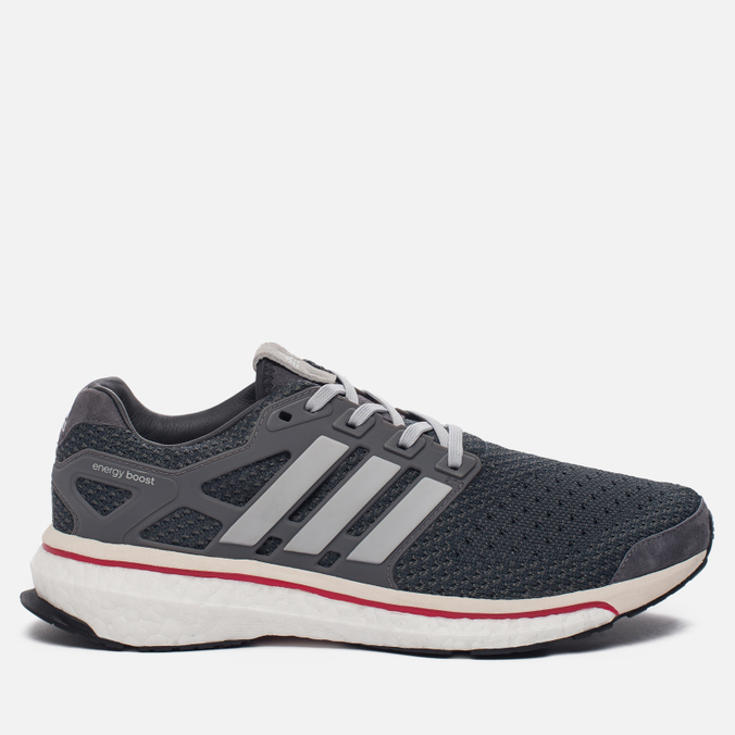 Мужские кроссовки adidas Consortium Energy Boost Run Thru Time Pack Granite/Clear Onix