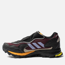 Мужские кроссовки adidas Consortium Response Hoverturf GF6100LC Maroon/Purple/Tactile Yellow фото- 1