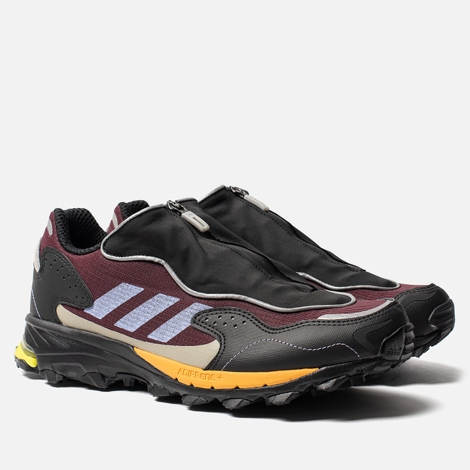Мужские кроссовки adidas Consortium Response Hoverturf GF6100LC Maroon/Purple/Tactile Yellow
