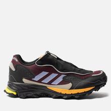 Мужские кроссовки adidas Consortium Response Hoverturf GF6100LC Maroon/Purple/Tactile Yellow фото- 0
