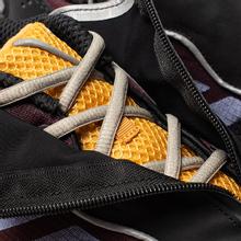 Мужские кроссовки adidas Consortium Response Hoverturf GF6100LC Maroon/Purple/Tactile Yellow фото- 6