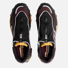 Мужские кроссовки adidas Consortium Response Hoverturf GF6100LC Maroon/Purple/Tactile Yellow фото- 5