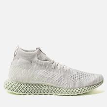 Мужские кроссовки adidas Consortium Runner Mid 4D White/Black фото- 3