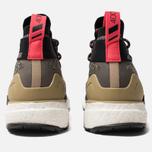 Мужские кроссовки adidas Consortium Terrex Free Hiker Core Black/Core Black/Shock Red фото- 4