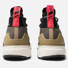 Мужские кроссовки adidas Consortium Terrex Free Hiker Core Black/Core Black/Shock Red фото- 2