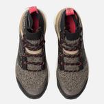 Мужские кроссовки adidas Consortium Terrex Free Hiker Core Black/Core Black/Shock Red фото- 3