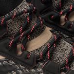 Мужские кроссовки adidas Consortium Terrex Free Hiker Core Black/Core Black/Shock Red фото- 6