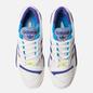 Мужские кроссовки adidas Consortium Torsion Edberg Comp Crystal White/ Energy Ink/Bright Blue фото - 1