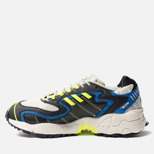 Мужские кроссовки adidas Consortium Torsion TRDC Off White/Core Black/Solar Yellow фото- 5