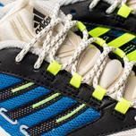 Мужские кроссовки adidas Consortium Torsion TRDC Off White/Core Black/Solar Yellow фото- 6