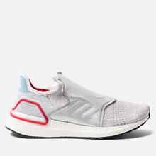 Мужские кроссовки adidas Consortium x DOE Ultra Boost 19 Core White/Core White/Power Red фото- 3