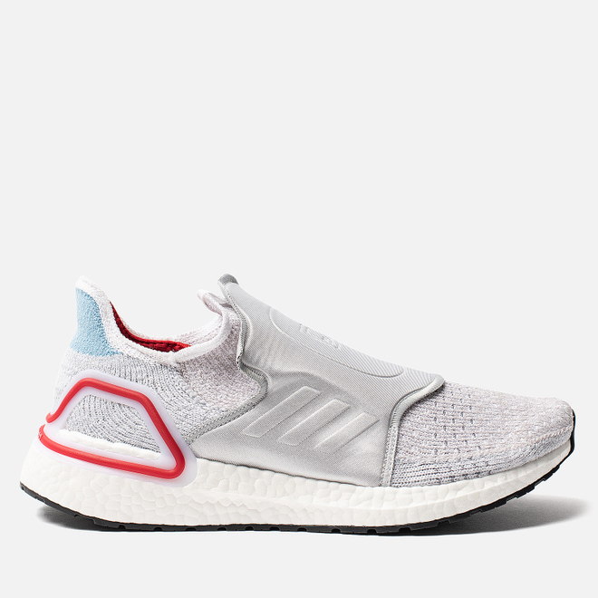 Мужские кроссовки adidas Consortium x DOE Ultra Boost 19 Core White/Core White/Power Red