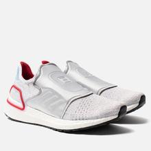 Мужские кроссовки adidas Consortium x DOE Ultra Boost 19 Core White/Core White/Power Red фото- 0