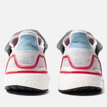 Мужские кроссовки adidas Consortium x DOE Ultra Boost 19 Core White/Core White/Power Red фото- 2