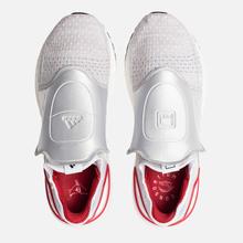 Мужские кроссовки adidas Consortium x DOE Ultra Boost 19 Core White/Core White/Power Red фото- 1