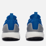 Мужские кроссовки adidas Consortium Ultra Boost Mid Run Thru Time Pack Blue/White фото- 5
