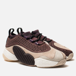 Мужские кроссовки adidas Consortium x A Ma Maniere Crazy Byw Low Noble Ink/Deepest Purple/Core Black фото- 2