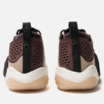 Мужские кроссовки adidas Consortium x A Ma Maniere Crazy Byw Low Noble Ink/Deepest Purple/Core Black фото- 3