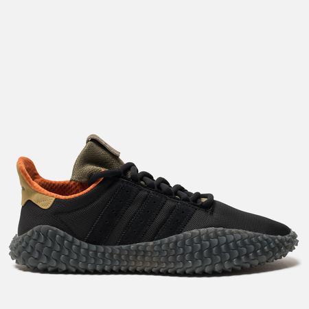 Мужские кроссовки adidas Consortium x Bodega Kamanda Core Black/Core Black/Khaki