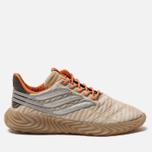 Мужские кроссовки adidas Consortium x Bodega Sobakov Bone/Ice Purple/Solar Orange фото- 0
