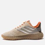 Мужские кроссовки adidas Consortium x Bodega Sobakov Bone/Ice Purple/Solar Orange фото- 2