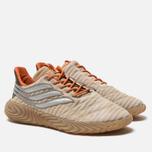Мужские кроссовки adidas Consortium x Bodega Sobakov Bone/Ice Purple/Solar Orange фото- 1