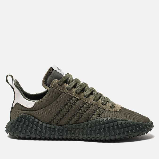 Мужские кроссовки adidas Originals x C.P. Company Kamanda Night Cargo/Base Green/Trace Cargo
