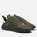Мужские кроссовки adidas Originals x C.P. Company Kamanda Night Cargo/Base Green/Trace Cargo фото- 2
