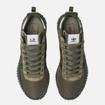Мужские кроссовки adidas Originals x C.P. Company Kamanda Night Cargo/Base Green/Trace Cargo фото- 5