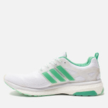 Мужские кроссовки adidas Consortium x Concepts Energy Boost Shiatsu White/Blast Emerald/Power Tea фото- 1