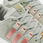 adidas Consortium x Concepts EQT 93/16 Men's Sneakers Pantone/Clear Granite photo- 4