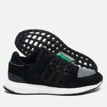 adidas Consortium x Concepts EQT 93/16 Men's Sneakers White/Red/Core Black photo- 2